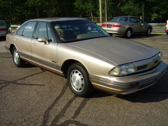 1992 Oldsmobile Delta 88