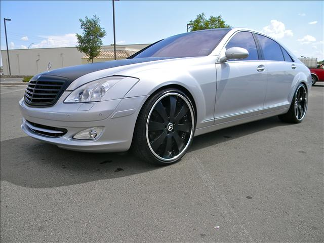 2007 mercedes benz s class 7790 gateway east el paso tx for 2007 mercedes benz s class s550 for sale