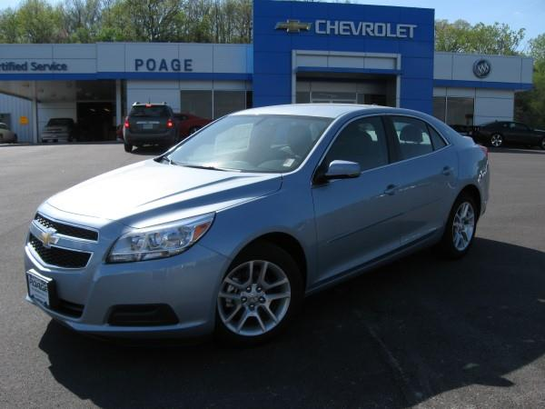 2013 Chevrolet Malibu - Hannibal, MO