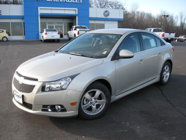 2013 Chevrolet Cruze - Hannibal, MO
