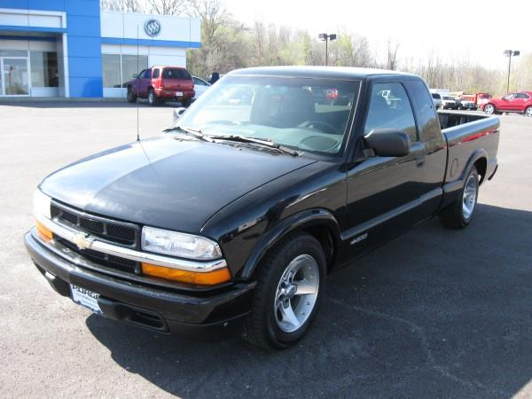 2001 Chevrolet S10 - Hannibal, MO