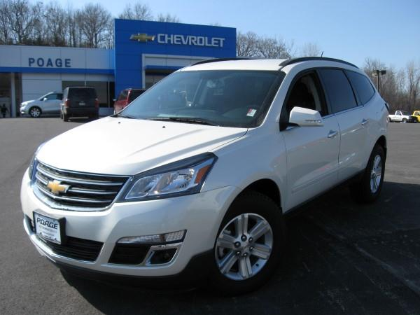 2013 Chevrolet Traverse - Hannibal, MO