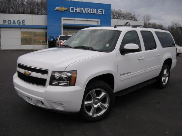2013 Chevrolet Suburban - Hannibal, MO