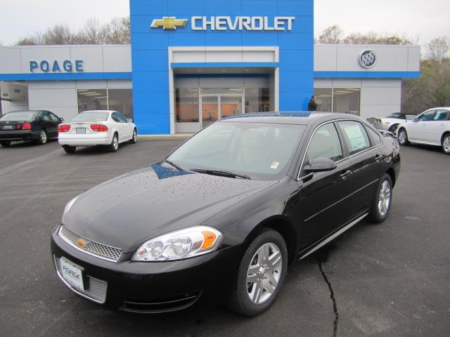 2013 Chevrolet Impala - Hannibal, MO