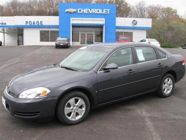 2008 Chevrolet Impala - Hannibal, MO