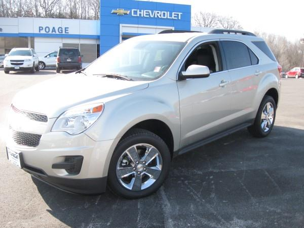 2013 Chevrolet Equinox - Hannibal, MO