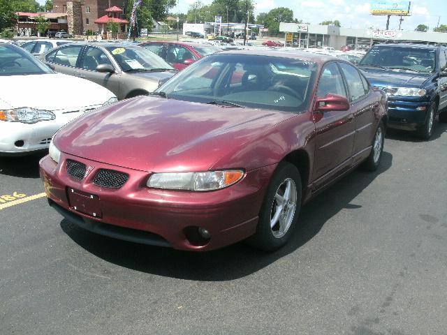 2003 Pontiac Grand Prix