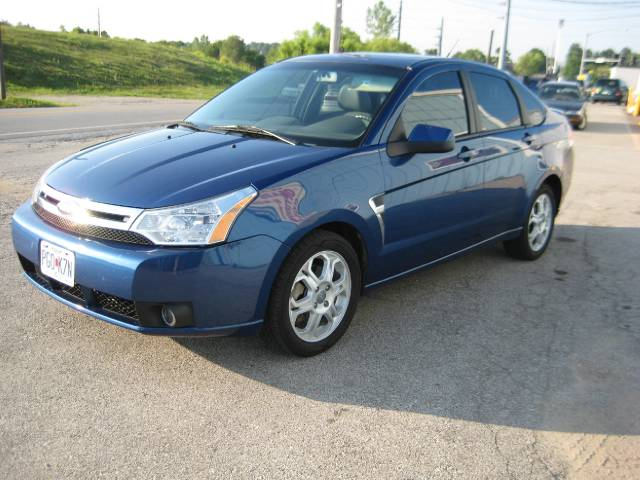 Ford Focus Gas Mileage 2008