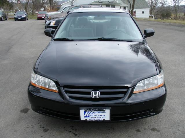 2002 Honda Accord 68 N Canal St Oxford Ny 13830 Used