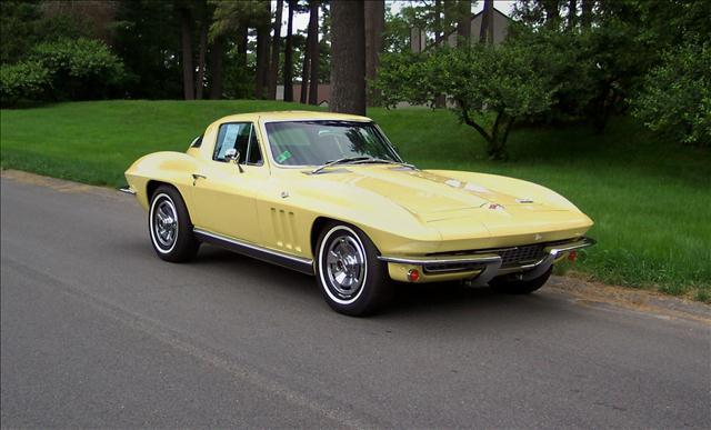1966 Chevrolet Corvette  - Merrimack NH