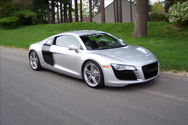 2008 Audi R8