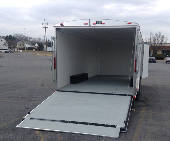 2013 Haulmark Transport Deluxe 8.5x20 - 10K GVW - 359 Moosic Road - Old Forge PA