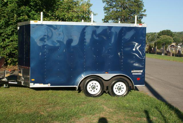 2013 Haulmark 6x12 Transport Tradesman - V-Nose / 7K GVW - Old Forge PA