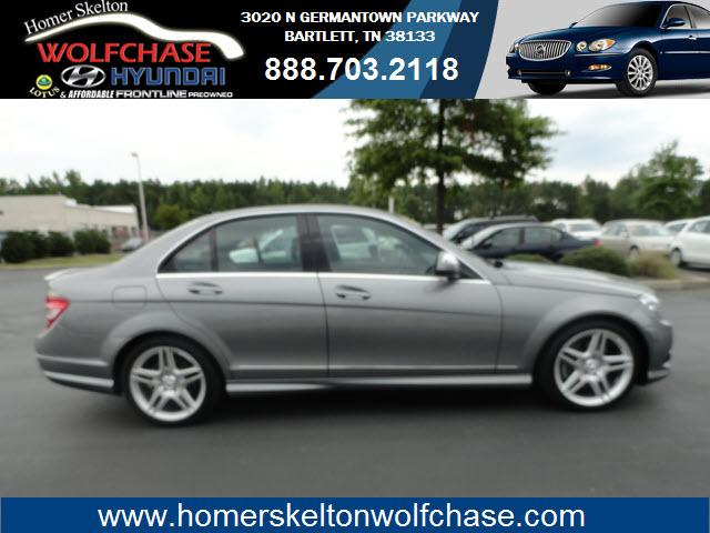 2009 mercedes benz c class 3020 n germantown prkwy for Mercedes benz for sale in memphis tn