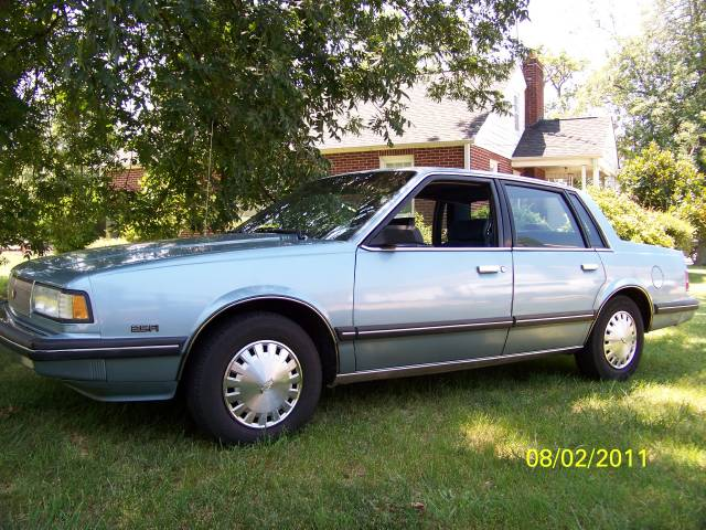 1987 chevy celebrity manual