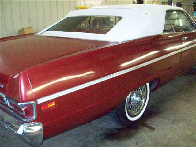 1969 Plymouth Fury III Convertible - Somerset KY