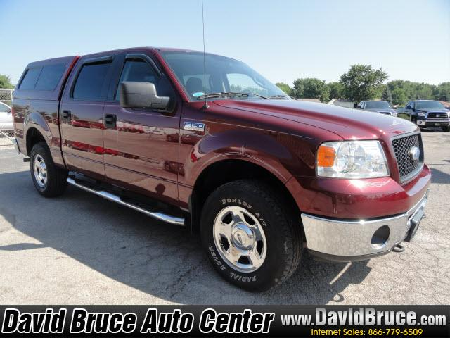 Image 9 of 2006 Ford F150 4WD XLT…
