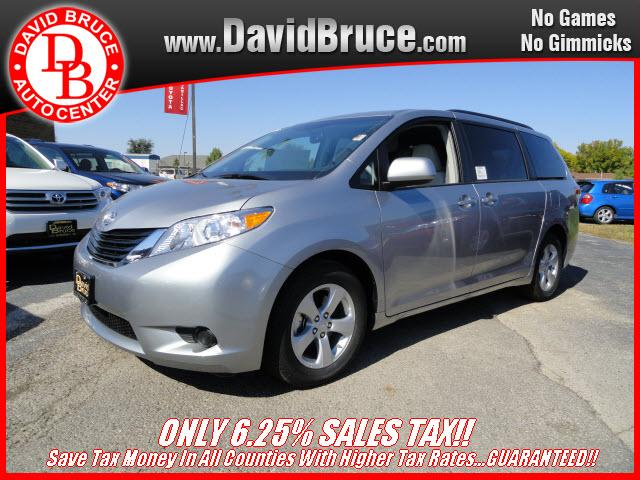 Image 1 of 2011 Toyota Sienna LE…
