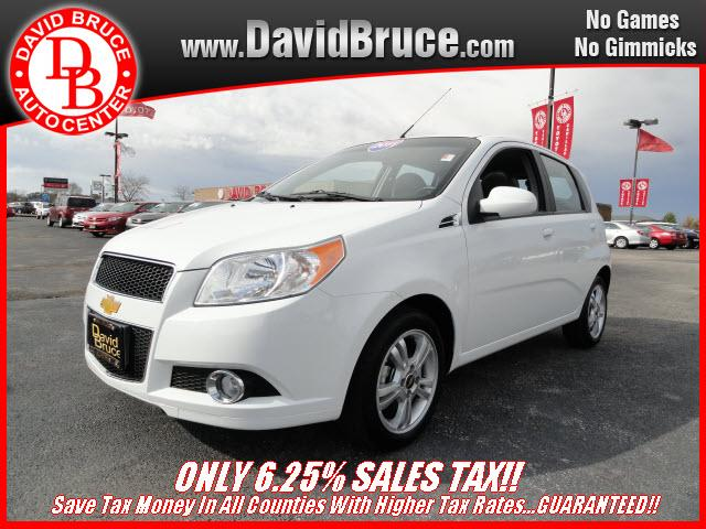 Image 8 of 2011 Chevrolet Aveo5…