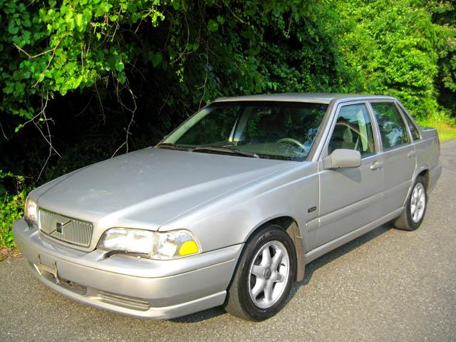 1999 volvo s70 excellent condition