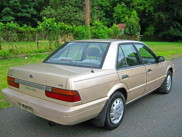 Nissan Dealers In Nj >> 1992 Nissan Stanza - 42 North Main St Marlboro, NJ 07746 | Cheap Used Cars For Sale by Owner