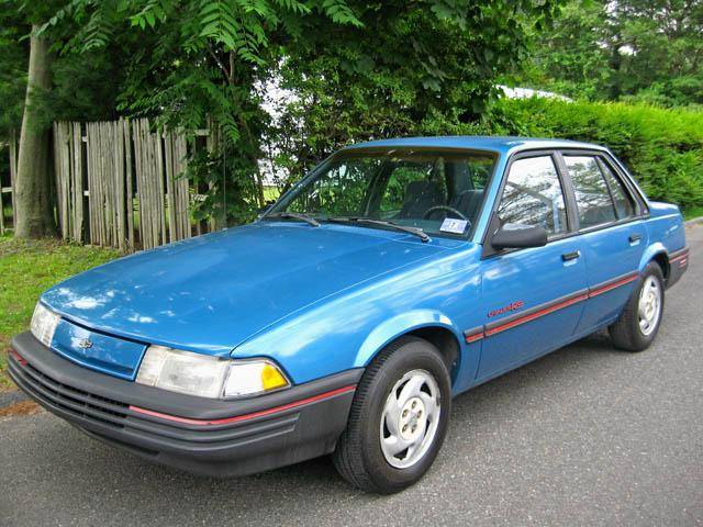 1991 Chevrolet Cavalier - Cheap Used Cars for sale by Owner