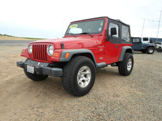 2000 Jeep Wrangler