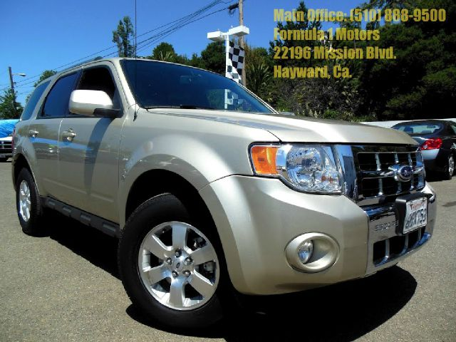 2010 FORD ESCAPE LIMITED FWD champagne 25l 16v automatic w ford sync powered by microsoft leat