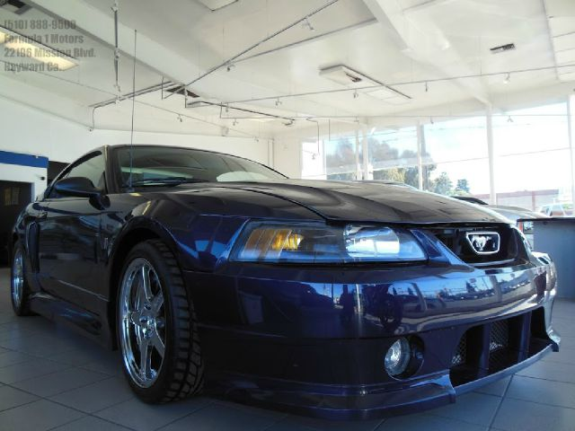 2001 FORD MUSTANG ROUSH STAGE 3 dark blue roush stage 3 1 owner   low miles  supercharged