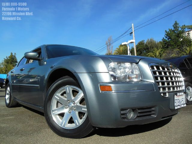 2006 CHRYSLER 300 TOURING-LEATHER blue 35l v6 heated leather seats abs brakesair conditioninga