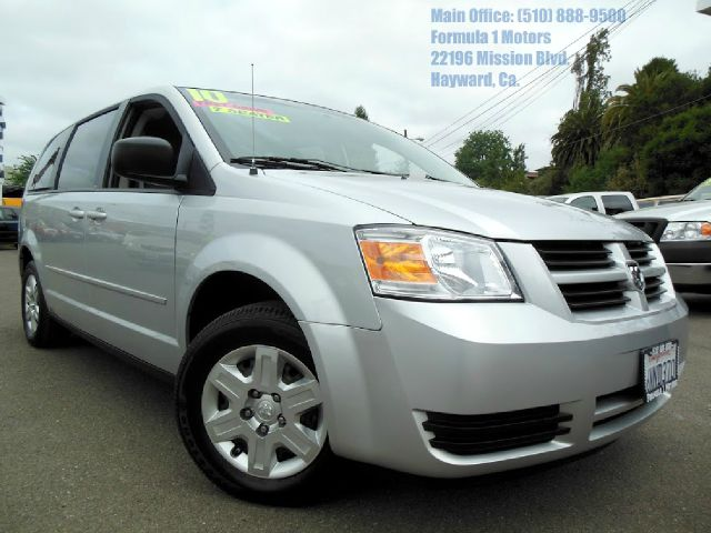 2010 DODGE GRAND CARAVAN SE silver 33l v6 automatic dual sliding doors stow n go 2 whee