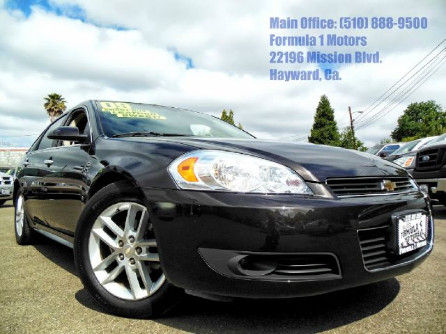 2009 CHEVROLET IMPALA LTZ dark gray 39l v6 automatic ltz moon roof heated leather seats spoil
