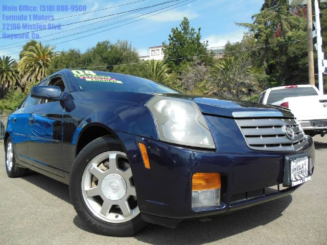 2004 CADILLAC CTS blue 36l v6 automatic fog lamps leather heated seats w memory abs brakesa