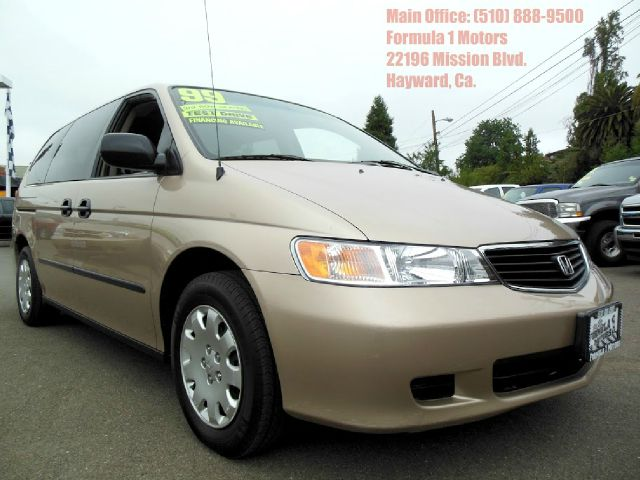 1999 HONDA ODYSSEY LX gold 35l v6 automatic 3rd row seat dual sliding doors abs brakesair co