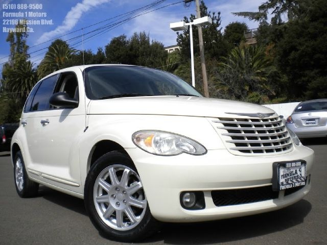 2007 CHRYSLER PT CRUISER LIMITED white low miles automatic transmission power windows cd player du