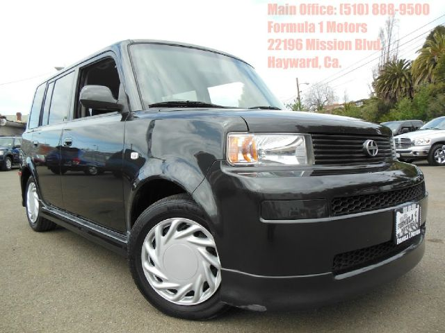 2006 SCION XB WAGON black 15l 16v automatic w overdrive gas saver 2 wheel drive4 doorair co