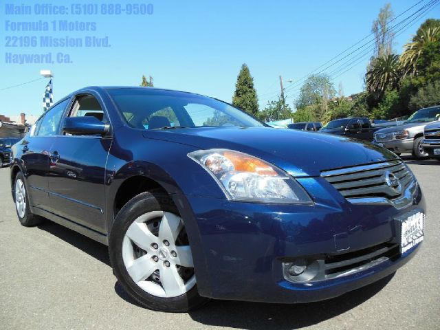 2007 NISSAN ALTIMA 25 S blue 25l 16v automatic gas saver 2 wheel drive4 doorair conditioni