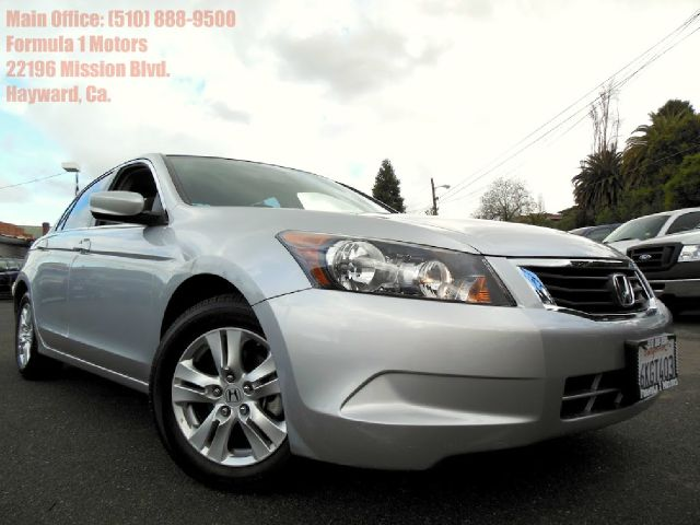 2009 HONDA ACCORD LX-P SEDAN AT silver 24l automatic gas saver very clean very low miles