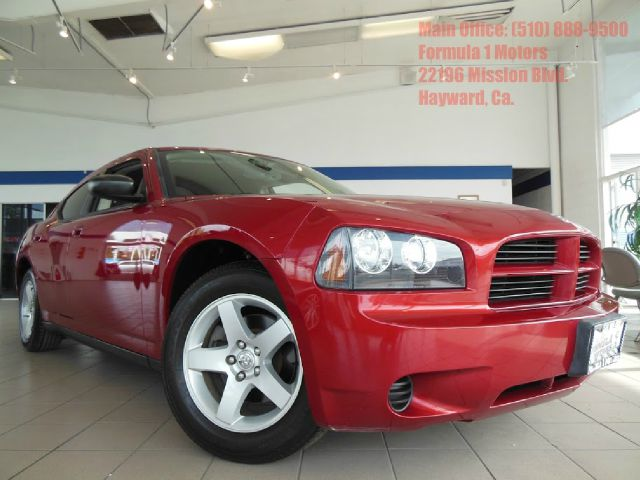 2007 DODGE CHARGER SXT red 35l high output v6 automatic power seats spoiler wheels  abs brakes