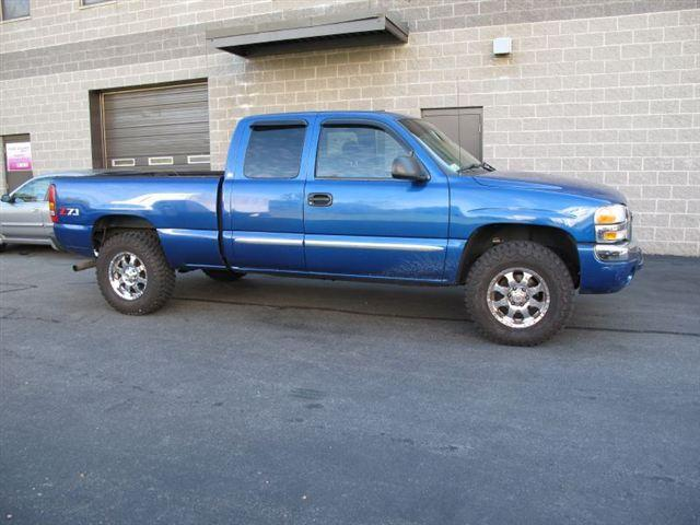 Image 1 of 2003 GMC Sierra Ext…