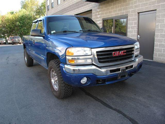 Image 3 of 2003 GMC Sierra Ext…