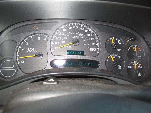 Image 5 of 2003 GMC Sierra Ext…