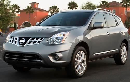 2012 Nissan Rogue S SUV Specs