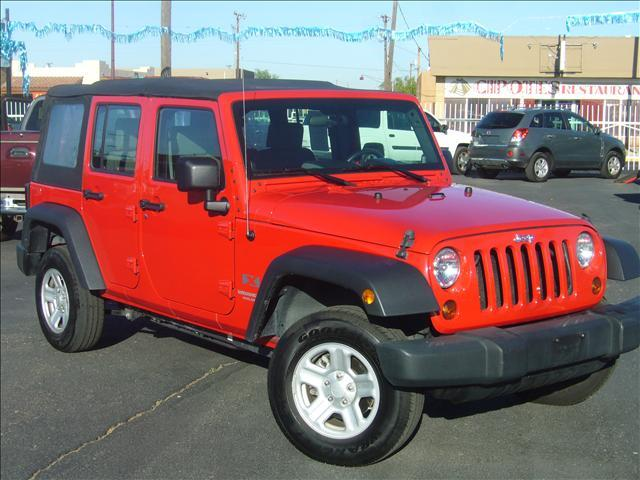 2009 Jeep Wrangler