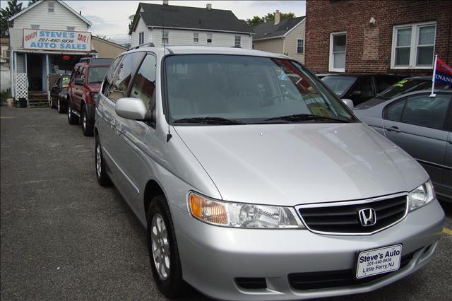 Image 1 of 2002 Honda Odyssey EXL-RES…