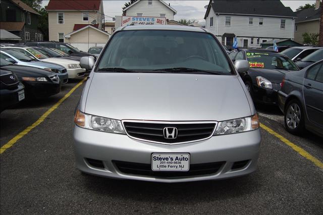 Image 14 of 2002 Honda Odyssey EXL-RES…