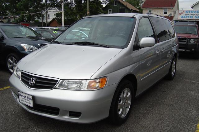 Image 22 of 2002 Honda Odyssey EXL-RES…
