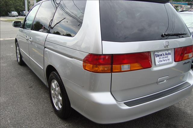 Image 23 of 2002 Honda Odyssey EXL-RES…