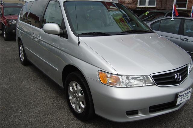 Image 24 of 2002 Honda Odyssey EXL-RES…