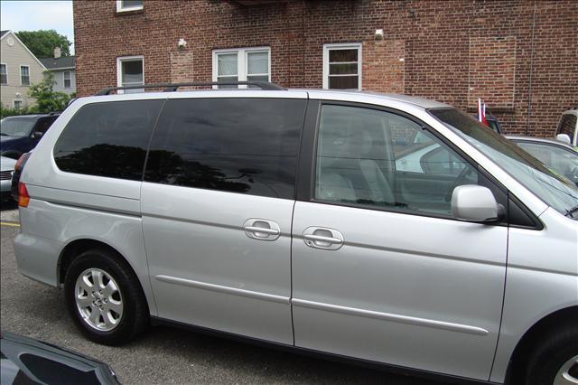 Image 25 of 2002 Honda Odyssey EXL-RES…